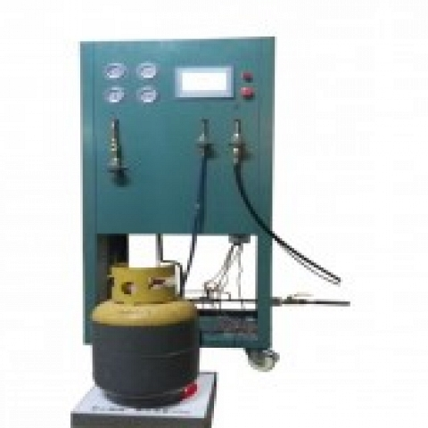 CM8800 Refrigerant Split Charging Machine