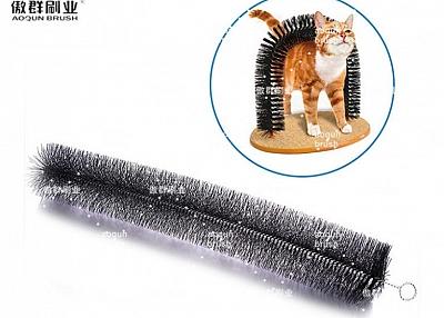 Double Ring For Koi Filter Stem Brush
