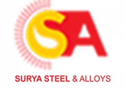 Surya Steel & Alloys.