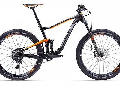 2017 Giant Anthem Advanced 2 Mountain Bike - GOCYCLESPORT STORE