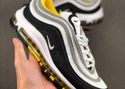 Nike Air Max 97 Shoes for women/men in white nike clearance store