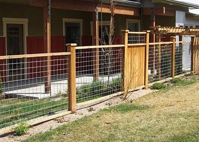 Versatile Hog Panels for Livestock Fencing, Trellis, Fencing