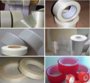Chinese producers and exporters of fiberglass mesh tapes