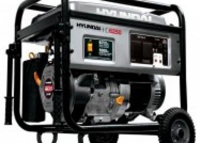 Hyundai Power Generators 6.5kva