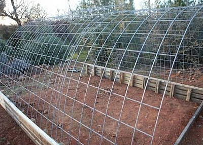 Welded Wire Cattle Panels Not Only for Livestock