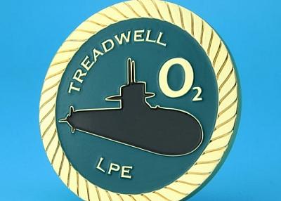 Treadwell Corporation Custom Coins
