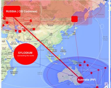 俄罗斯 - 澳大利亚(Sylodium信息,进出口平台)