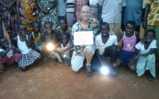 Eric's Switching Africa to LED Lighting scheme