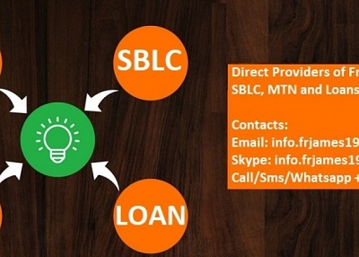 PROJECT FUNDING AND BANKING INSTRUMENT SUCH AS {(BG/SBLC/LC/DLC/MTN)} FOR LEASE AND PURCHASE