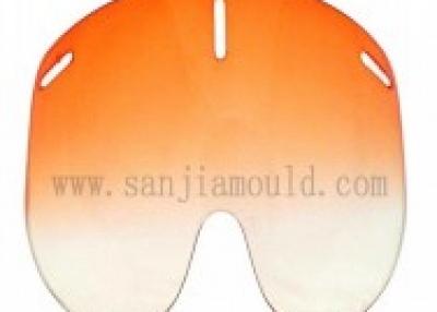 Hot selling highly break resistant helmet viosrs / shield