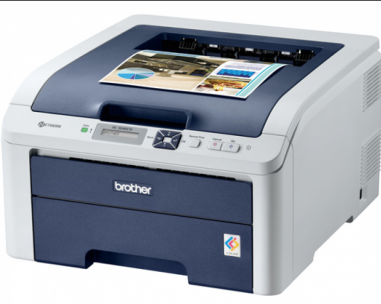 Laser printers towards Africa