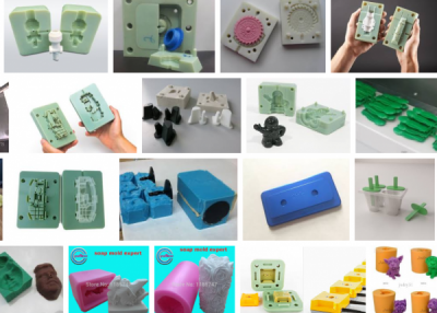 Molds from China to Africa. 3D Printing.