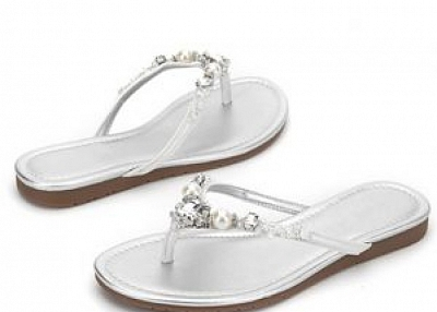 FASHION RHINESTONE WOMEN FLIP FLOP
