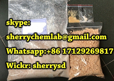 Sell New 4CLADB 4cladb 5CLADBA 5cladb safe factory pure yellow price(sherrychemlab@gmail.com)
