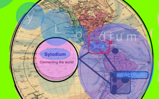 Latin American economic blocs (Sylodium, import export business)