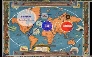 EU – China business (Sylodium, import and export)
