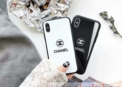 chanel iphone xi xs max case