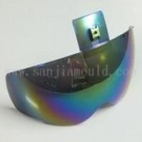 Hot Selling Helmet Visors with chrome