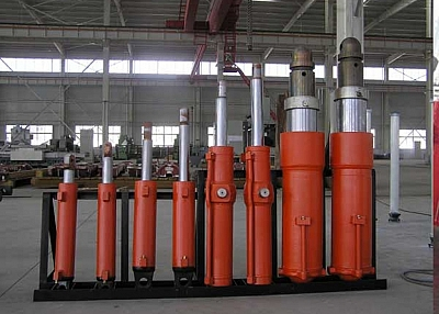 Supply Cylinder,ZY2700 Mobile Tail of Belt Conveyer Self-moving Device