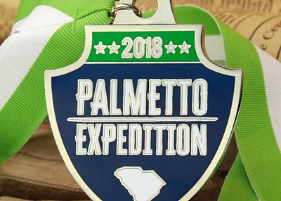 Palmetto Expedition Running Medals