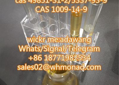 CAS 5337-93-9 4-Methylpropiophenone cas 49851-31-2/1451-82-7