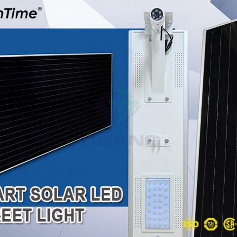 Why choose all in one solar street light?