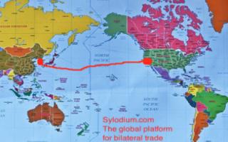 Korea - US  (Sylodium, import export business)