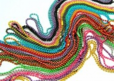 colored ball chain