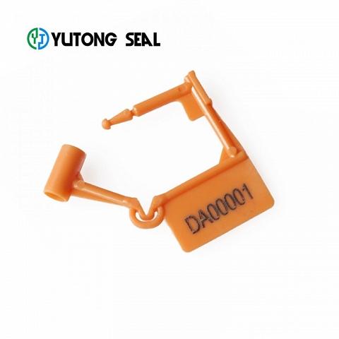 tamper evident plastic security industrial padlock seals