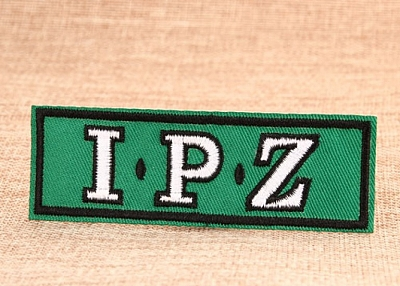 Name Patches | Custom Patches | IPZ Custom Name Patches | GS-JJ.com ™