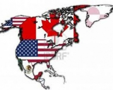 NAFTA: Mexico, USA, and Canada. (By Sylodium, global import export directory).