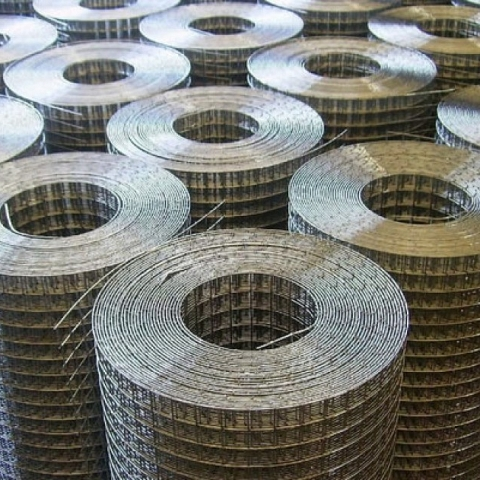 Import Export Anping County: Welded Wire Mesh Rolls