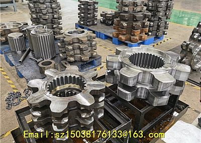 Die Forgings Used In Coal Mine Conveyor