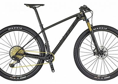 2018 Scott Scale RC 900 SL Mountain Bike