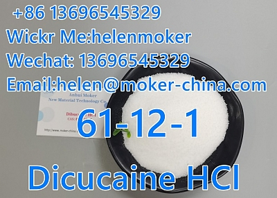 Popular Product Dibucaine Hydrochloride CAS 61-12-1 with Low Price