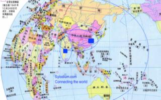 India - China  (Sylodium, import export business)