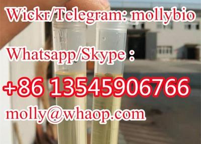 Hot sell CAS 49851-31-2 2-BROMO-1-PHENYL-PENTAN-1-ONE /Wickr/Telegram: mollybio