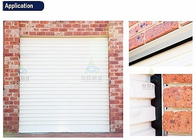 Brush Seal Kits For Roll-Up Garage Doors, AOQUN Makes You Happy