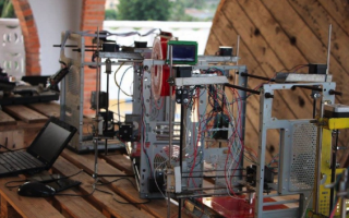 Build your 3D Printing Web from China to Africa?.