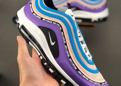 Nike Air Max 97 Shoes in Purple For women/men cheap nike shoes from china