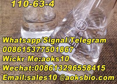 Supply 1,4-Butanediol/BDO cas 110-63-4 best price