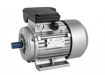 THREE-PHASE AC ASYNCHRONOUS ALUMINUM MOTOR