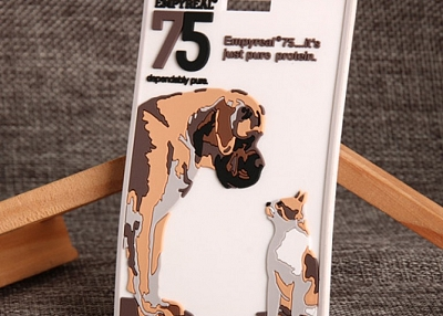 Dog and Cat PVC Patches