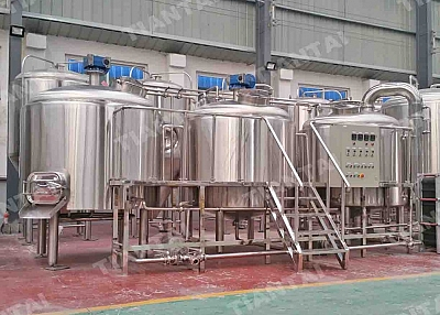 2 bbl Electric brewhouse