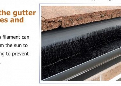 1m Gutter Brush - AOQUN Brush Manufacturer