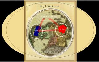Make money in China – USA (Sylodium, import export)