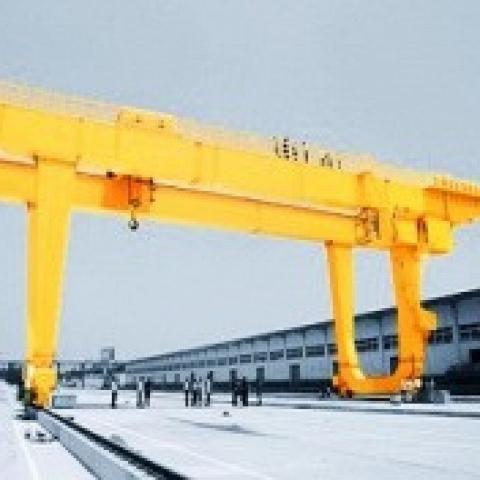 Metallurgical Single Girder Crane