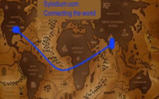 USA  - India  (Sylodium, import export business)