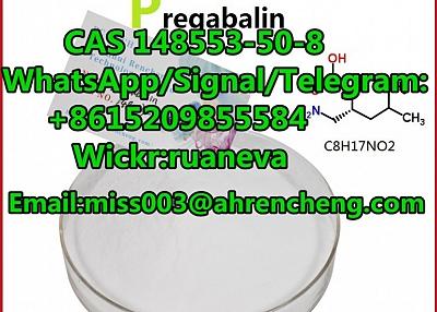 Hot Sale Pregabalin CAS 148553-50-8 with Factory Price