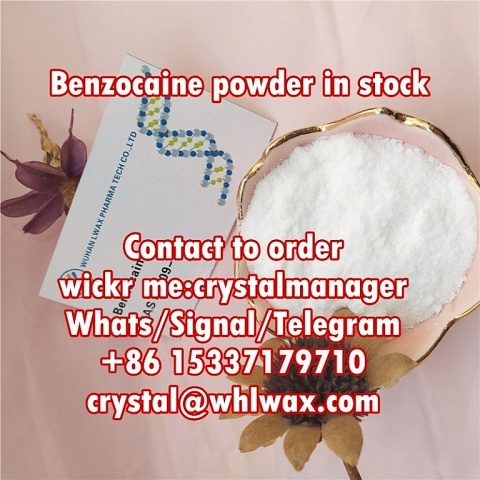benzocaine powder cas 94-09-7 bulk price in stock